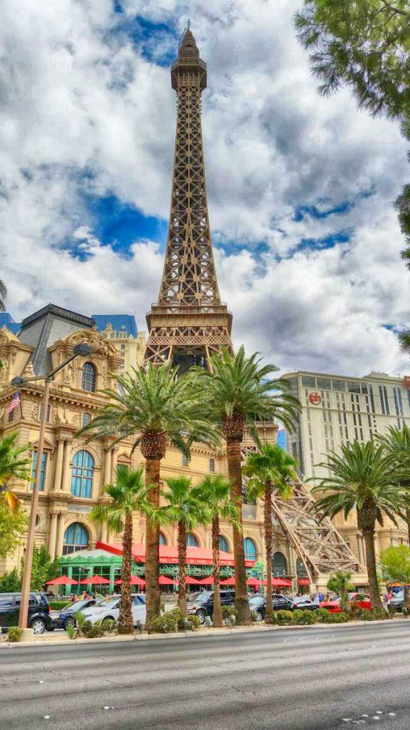 Paryż w Las Vegas
