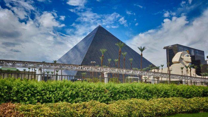 Piramida Las Vegas