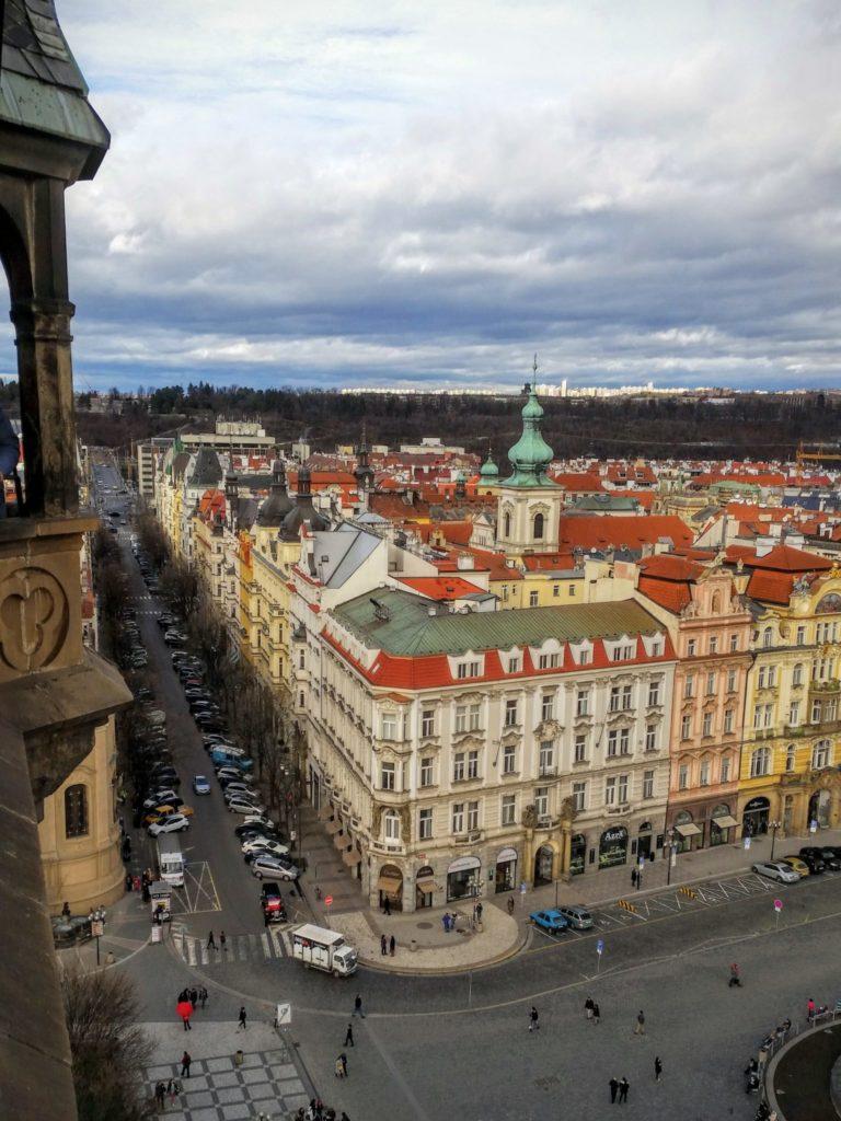 Rynek w Pradze