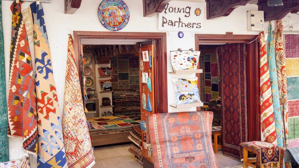 sklep z dywanami w turcji