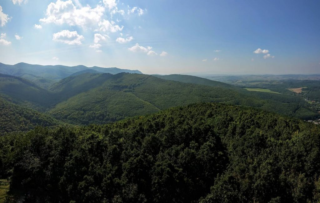Węgry góry