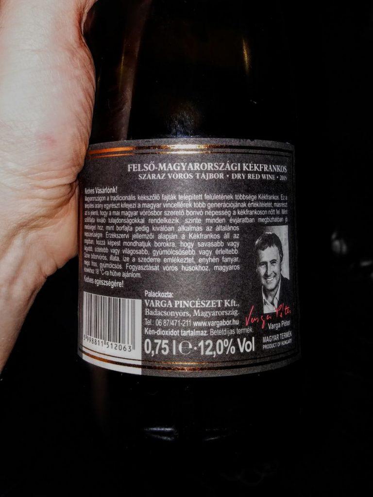 Węgierskie wino