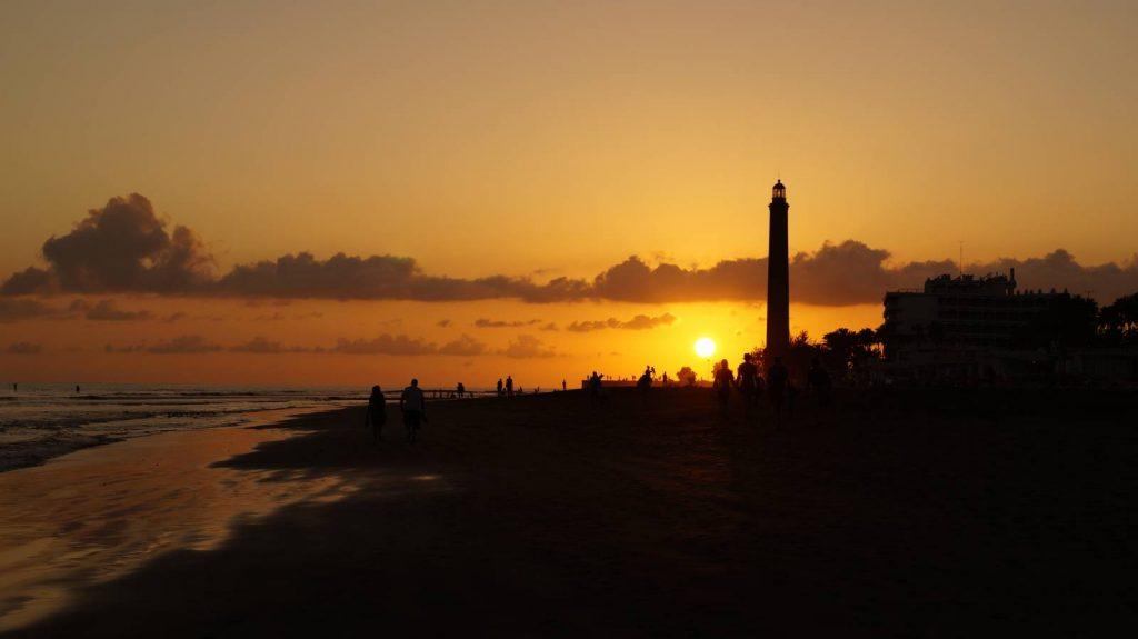 Maspalomas-beach