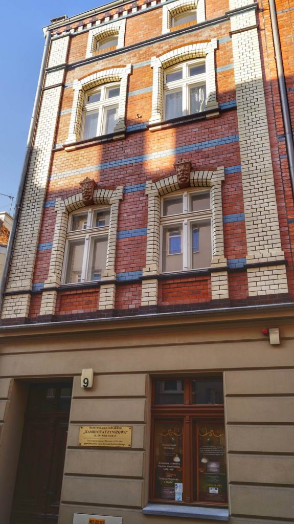 kamienica czynszowa Opole