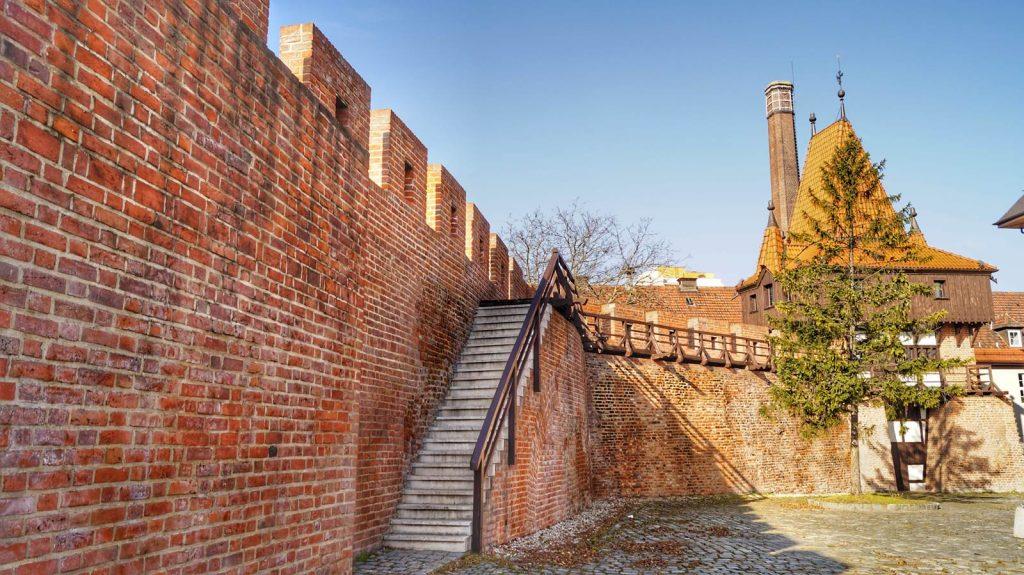 Mury obronne Opola