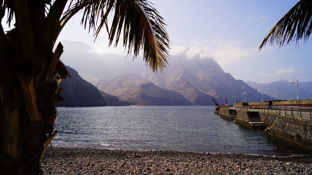 Gran Canaria wioska rybacka