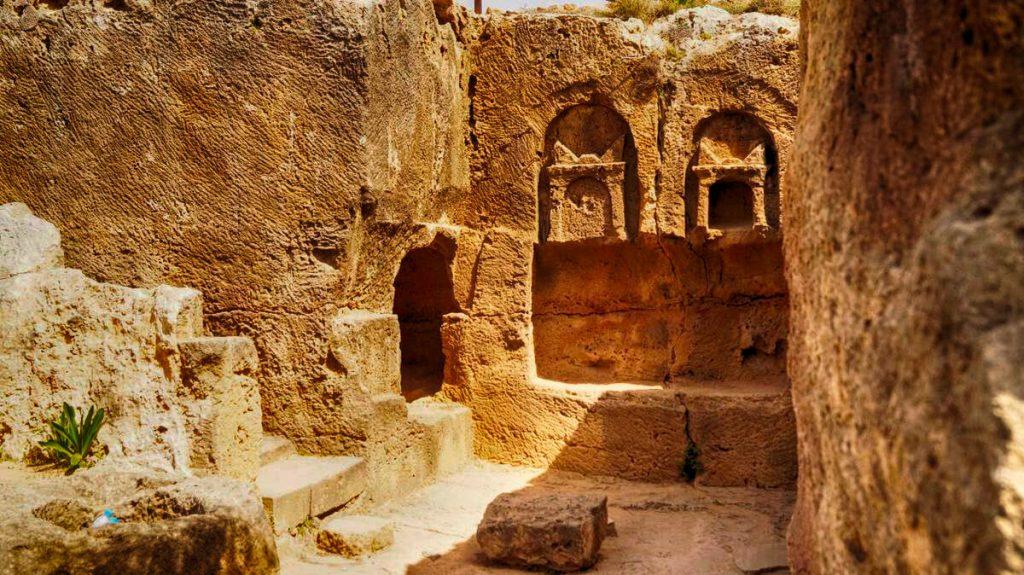Grobowce Królewskie Cypr
