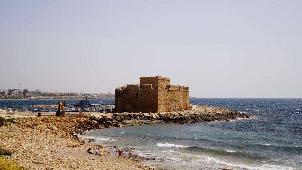 Zamek Pafos