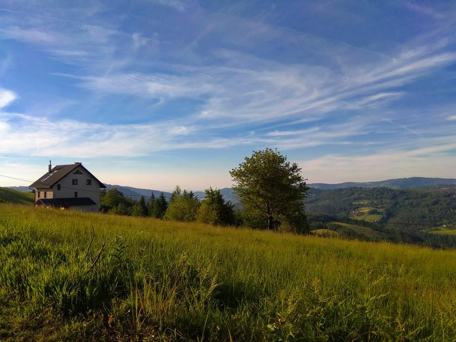 Wisła domek w górach
