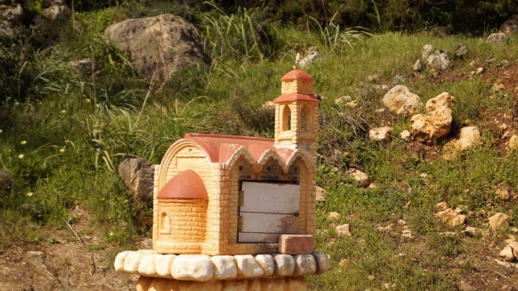 kapliczki w Grecji