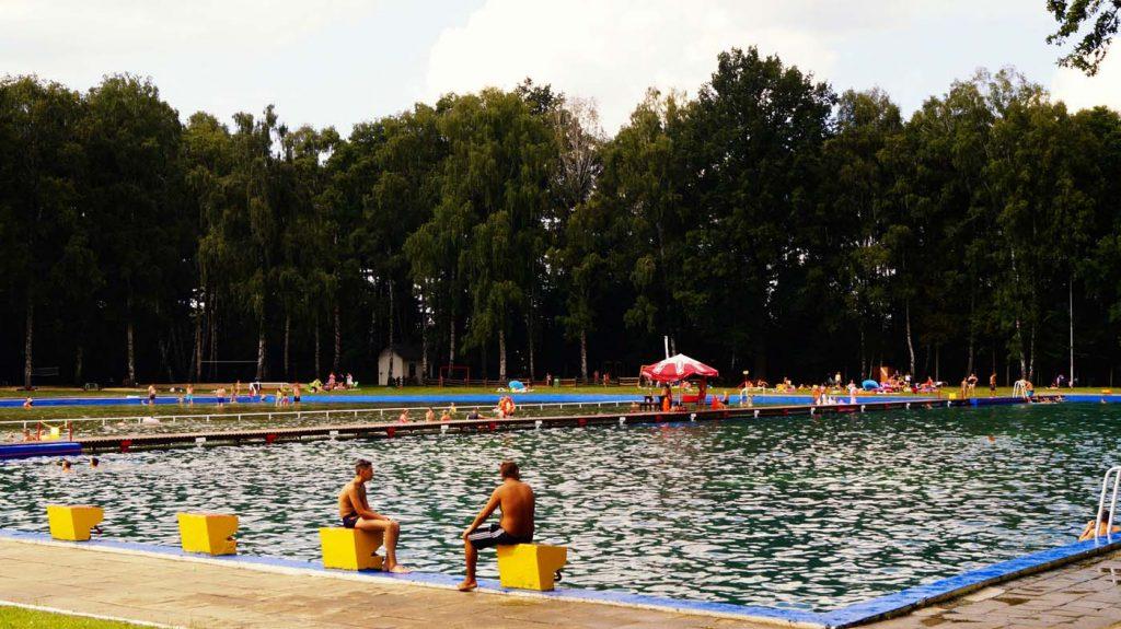 Basen olimpijski w Lipnie