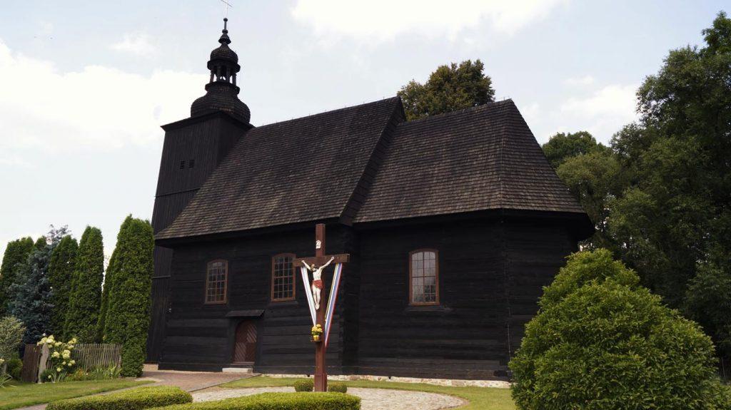 Drewniany Kościół w Rożnowie