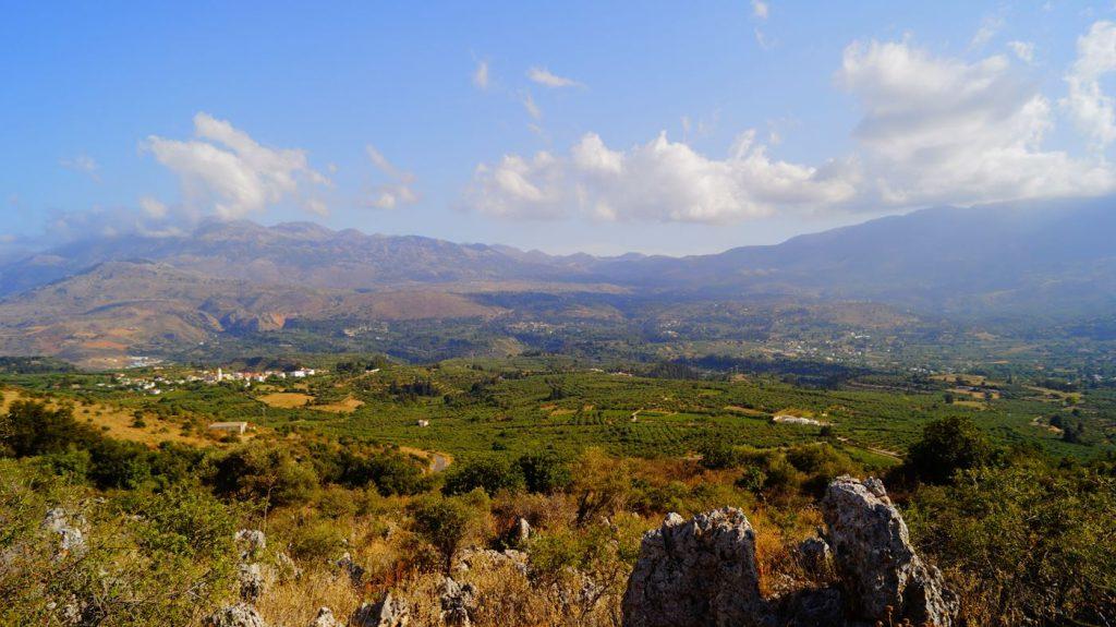 Kreta góry