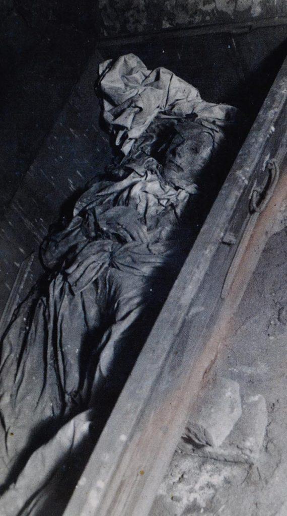 Mumia w Laskowicach