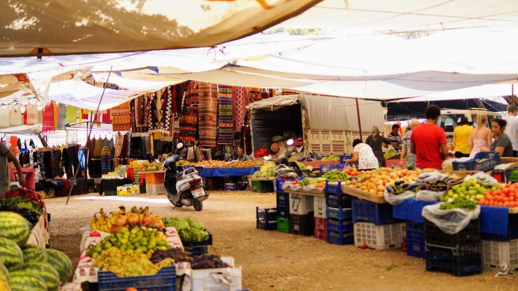 targ w Turcji