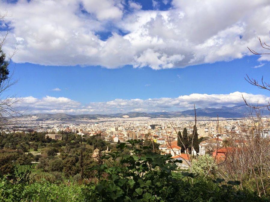 Pogoda w Atenach w lipcu