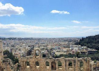 pogoda w Atenach w maju