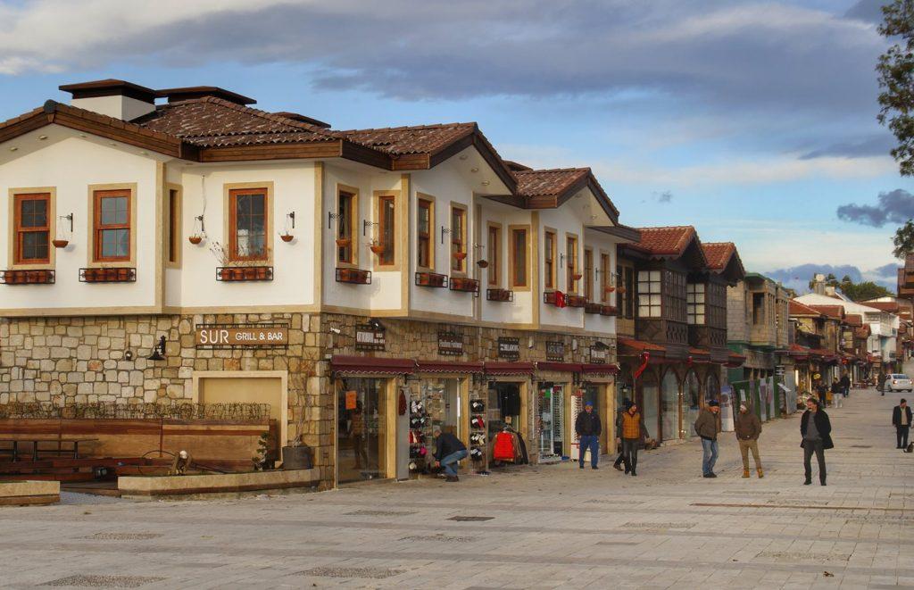 side miasto turcja