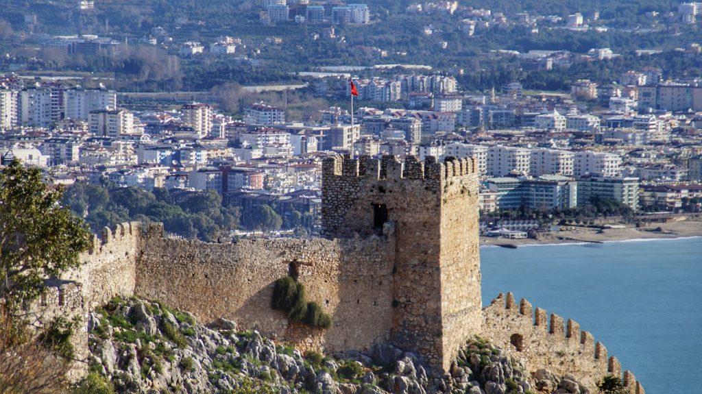 Alanya zamek