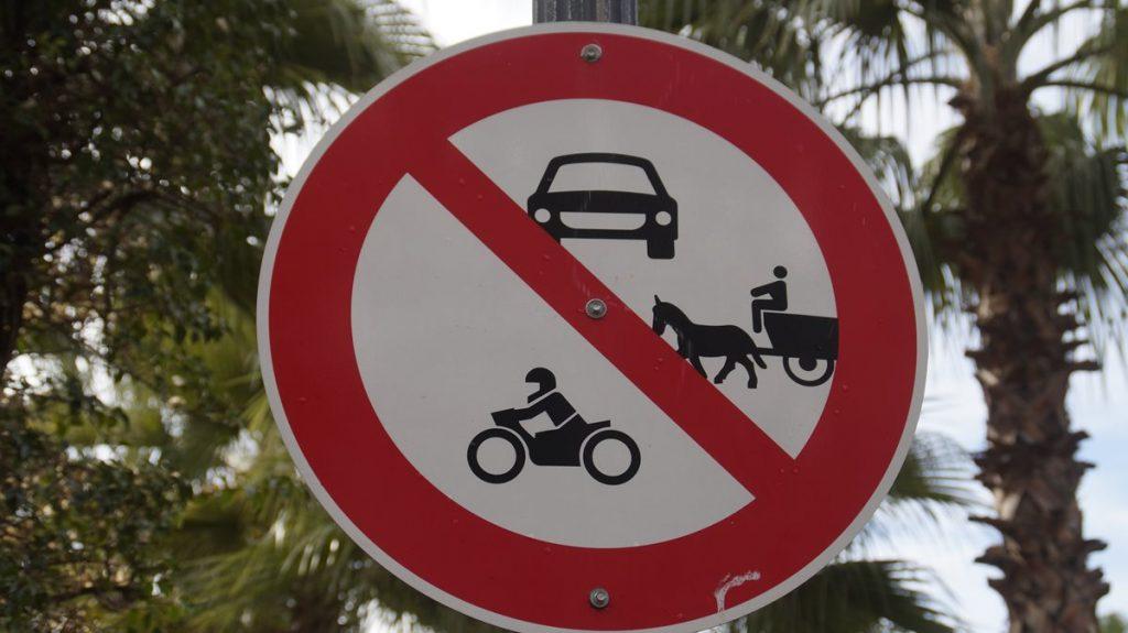 tureckie znaki drogowe