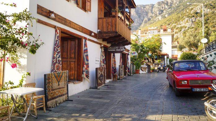 jak podróżować po turcji