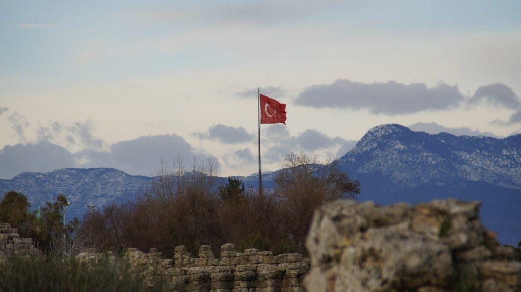 pogoda w Turcji w kwietniu