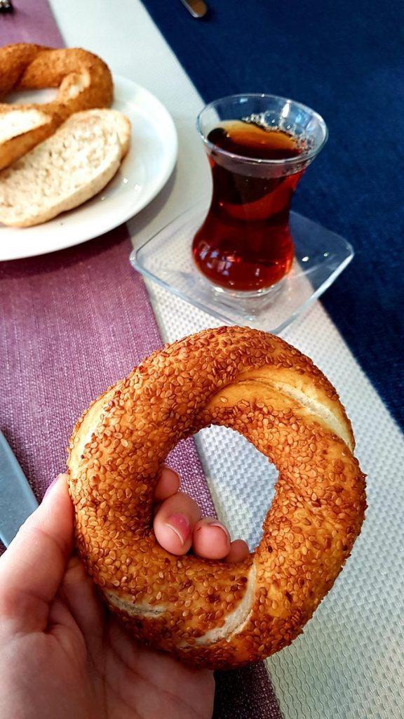 tureckie pieczywo