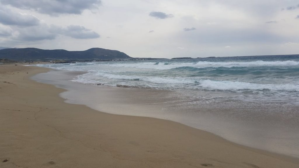 Pogoda na Zakynthos wlistopadzie