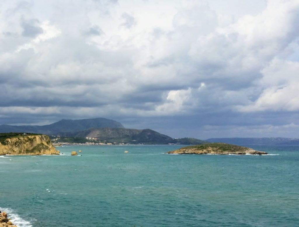 Pogoda na Zakynthos w październiku