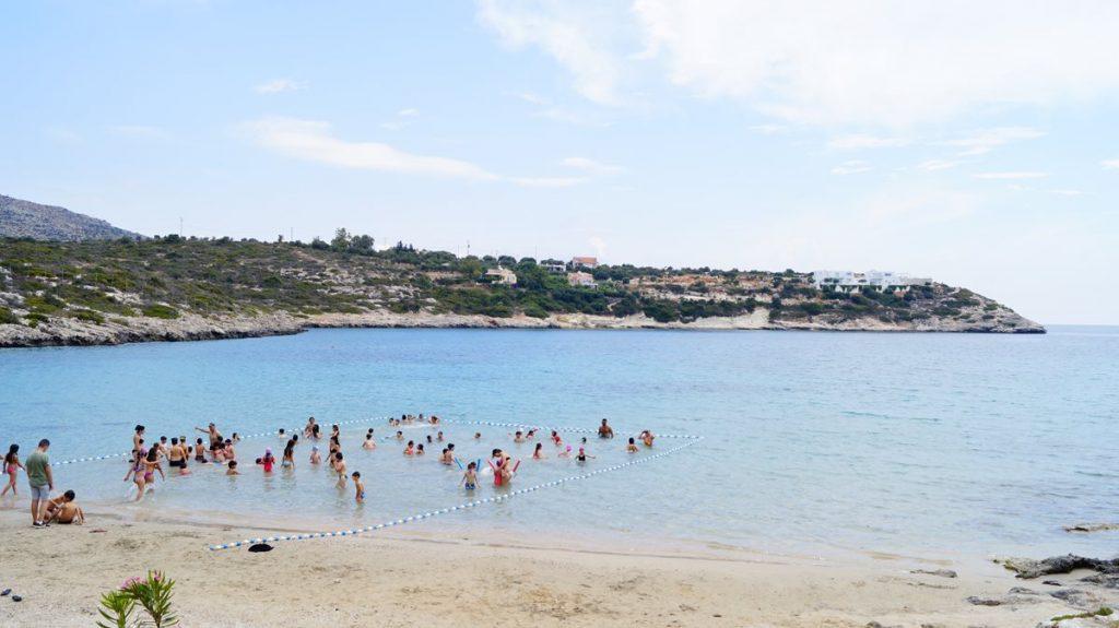 Pogoda na Zakynthos w sierpniu