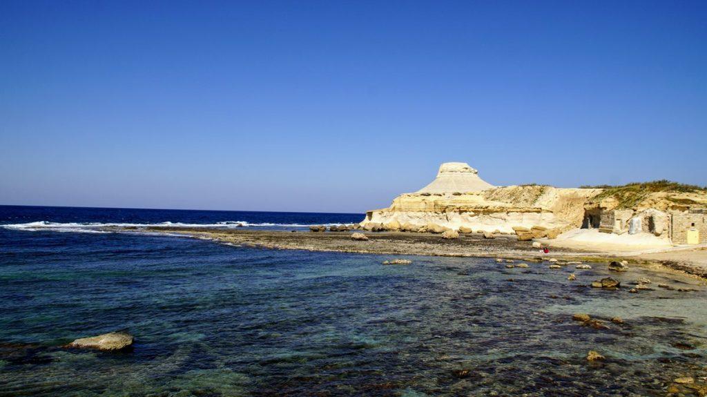Zatoczka na północy Gozo