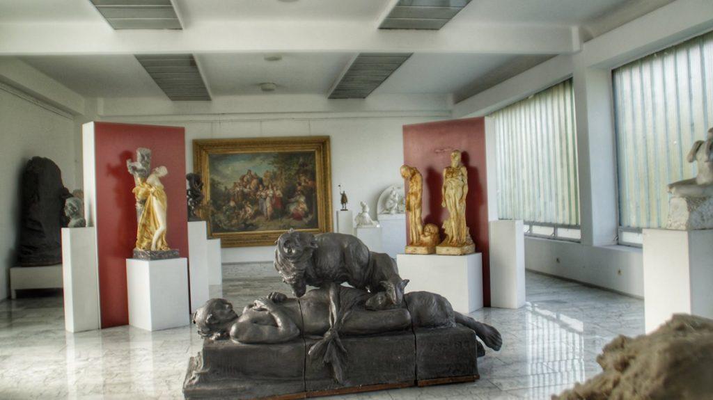 Horzice rzeźby