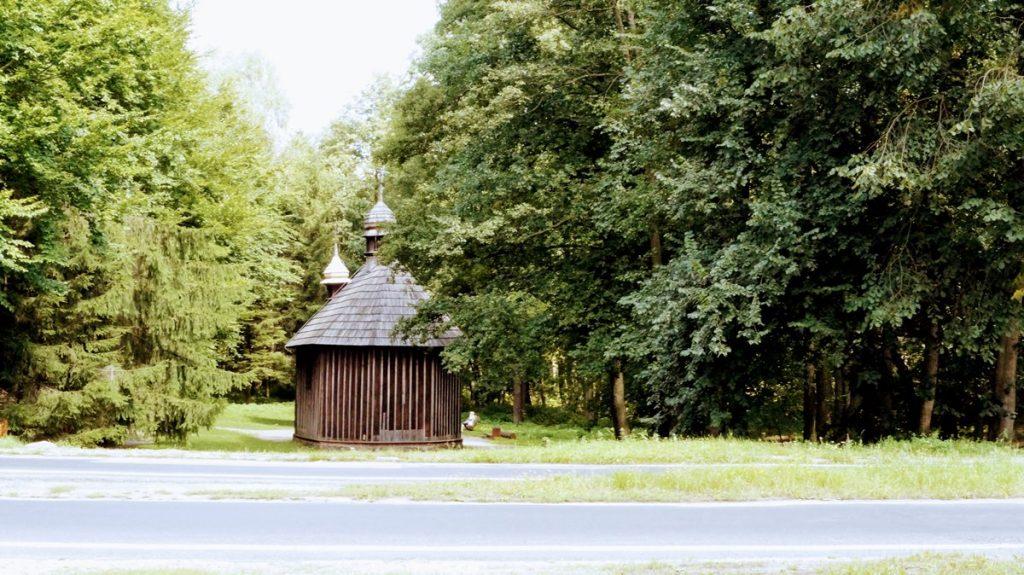 Las Łagiewnicki w Łodzi zabytki