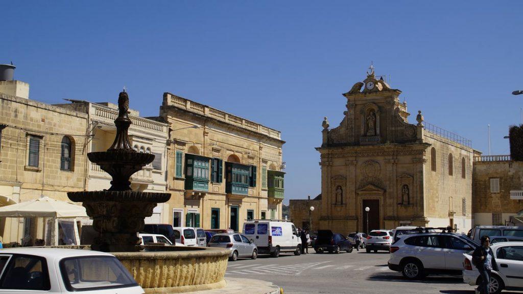 Victoria Rabat Gozo centrum
