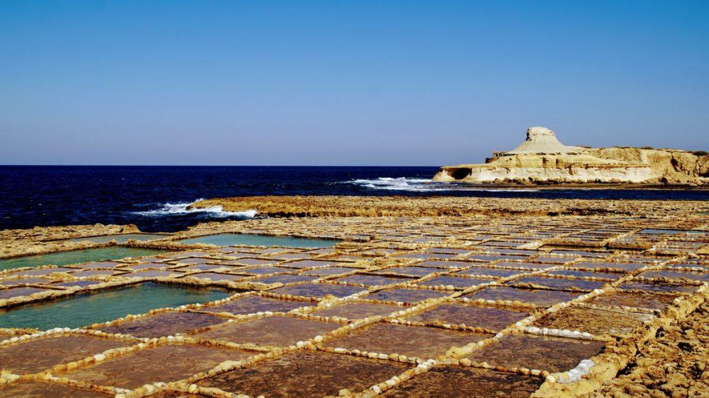 baseny solankowe Gozo
