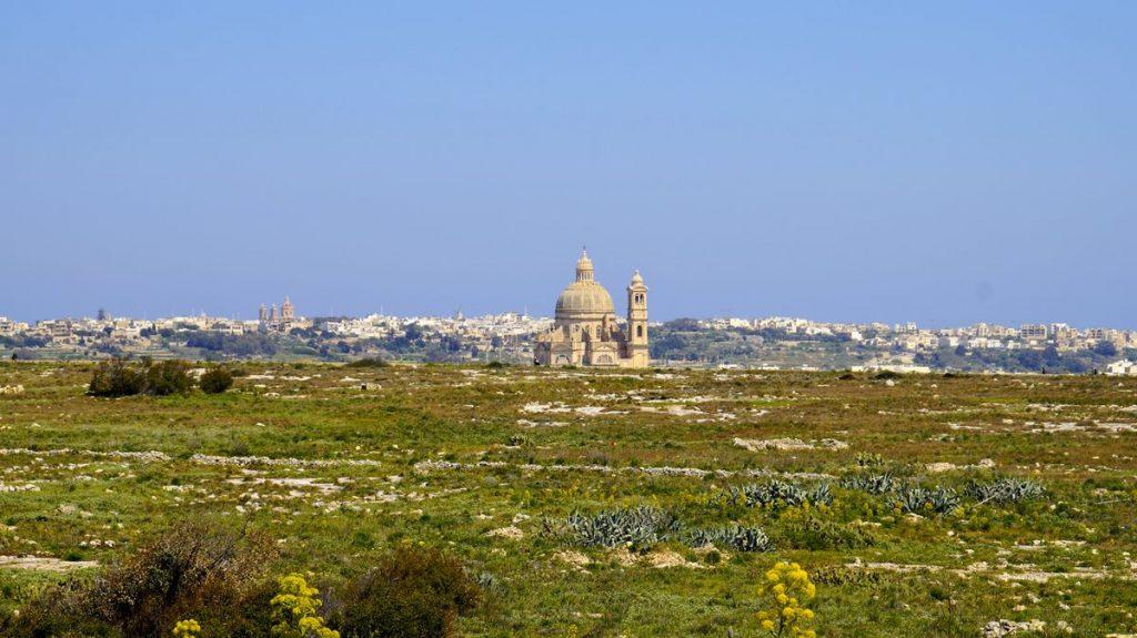gozo kościół