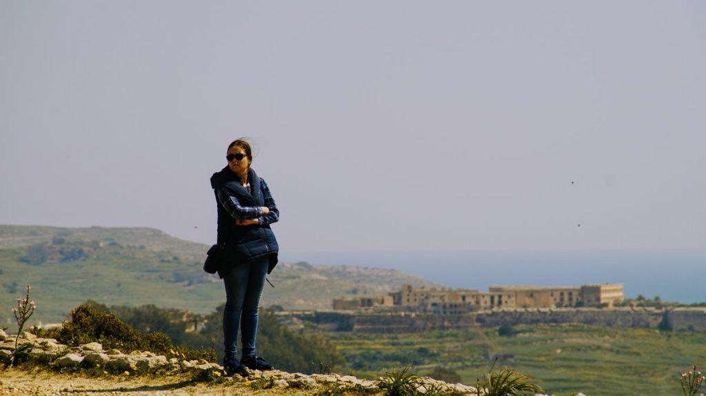 gozo krajobraz widoki