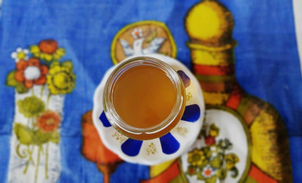 przepis na miód z mniszka lekarskiego