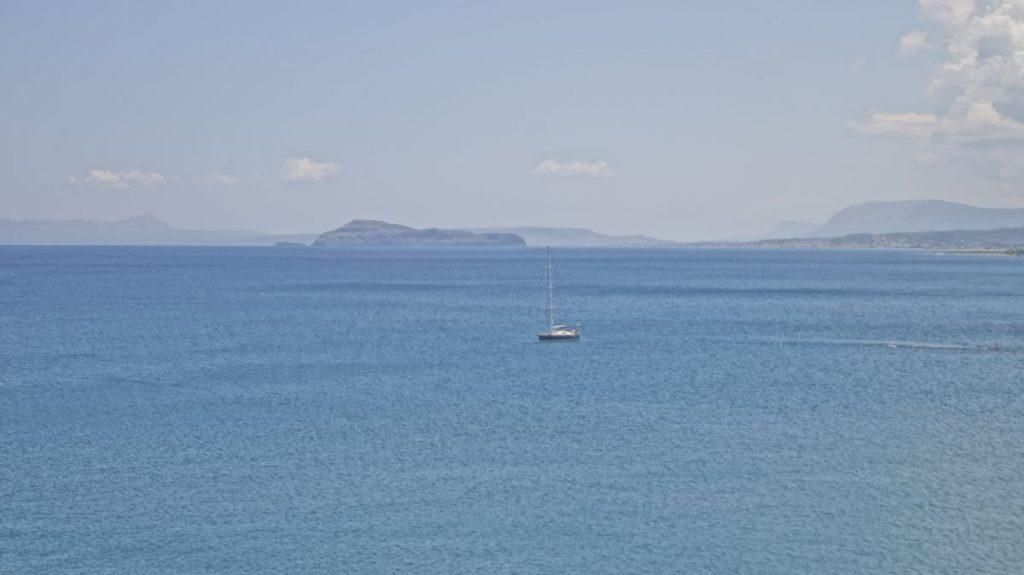 Pogoda na Korfu w lipcu