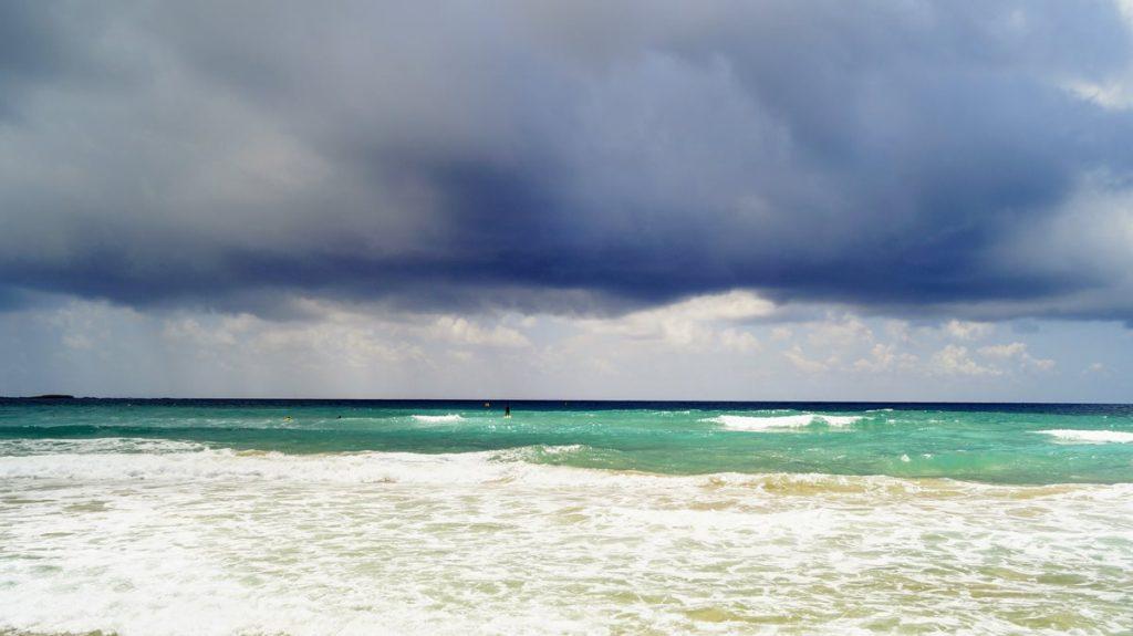 Pogoda na Korfu w marcu