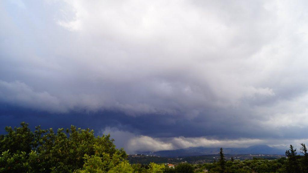 Pogoda na Santorini w listopadzie