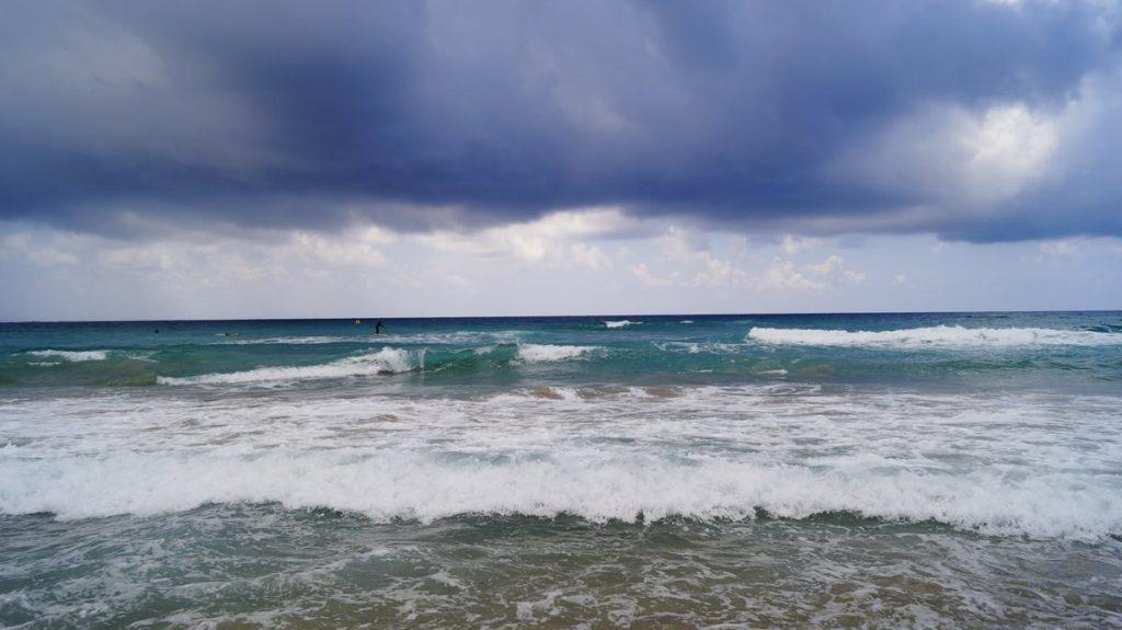 Pogoda na Santorini w maju