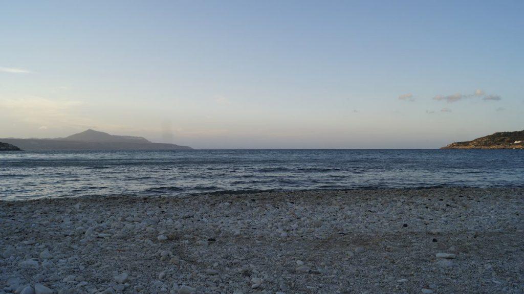 Pogoda na Santorini w październiku