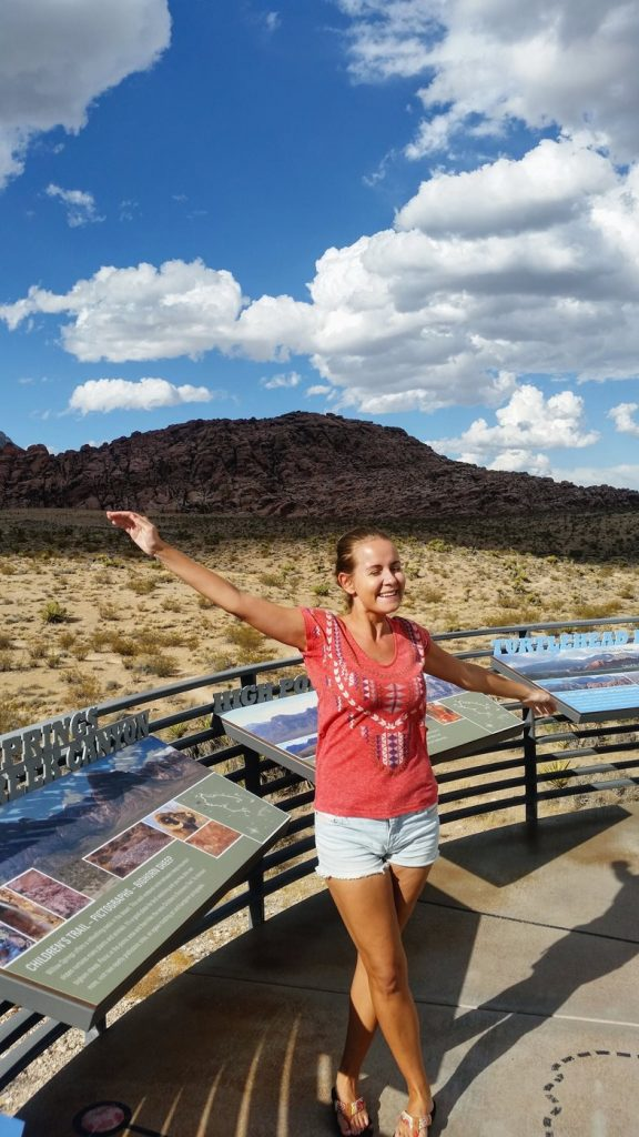 Las Vegas atrakcje - red rock canyon