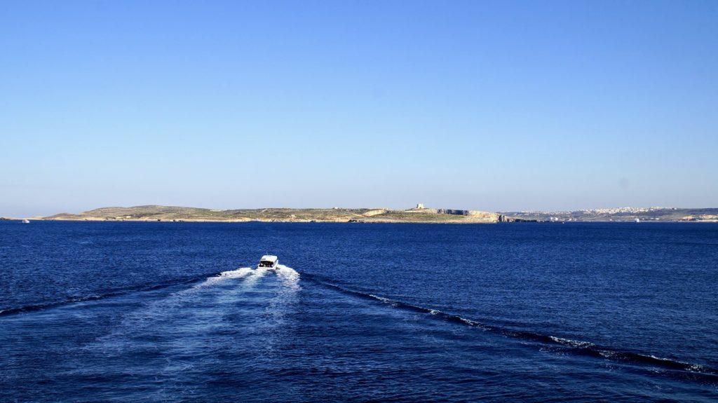 przeprawa na Gozo