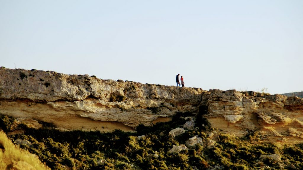 cudowne miejsce na spacer- Malta