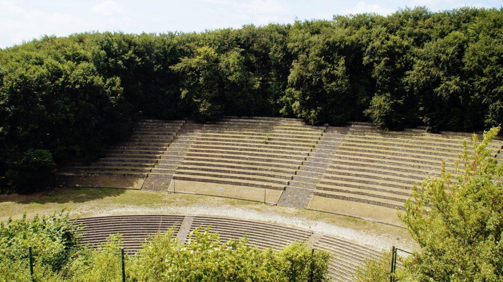 amfiteatr gora świętej anny