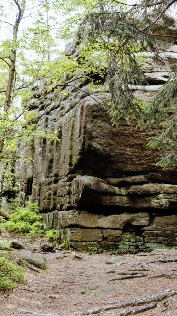 błędne skały - niesamowite formacje skalne (2)
