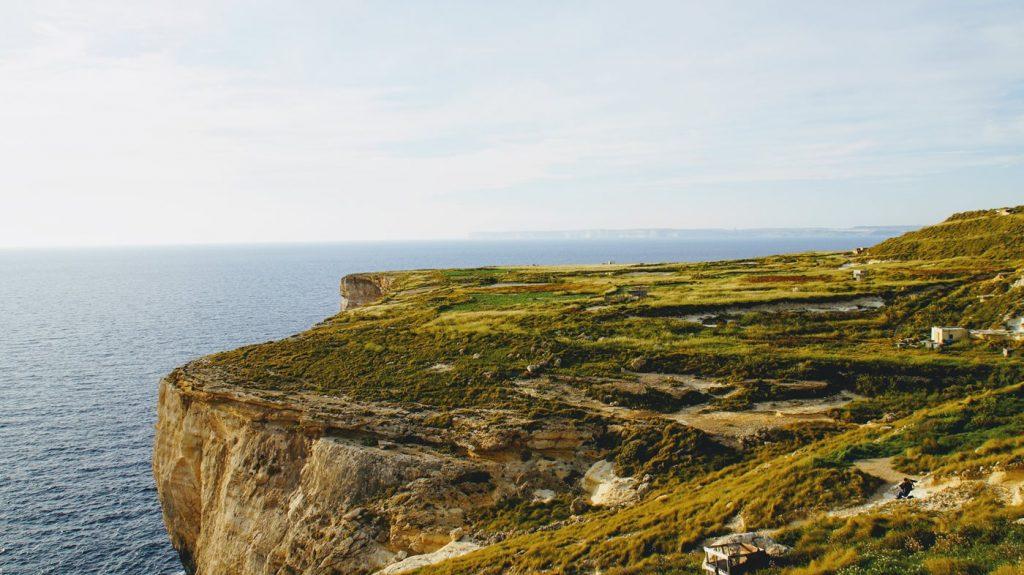 Malta krajobraz