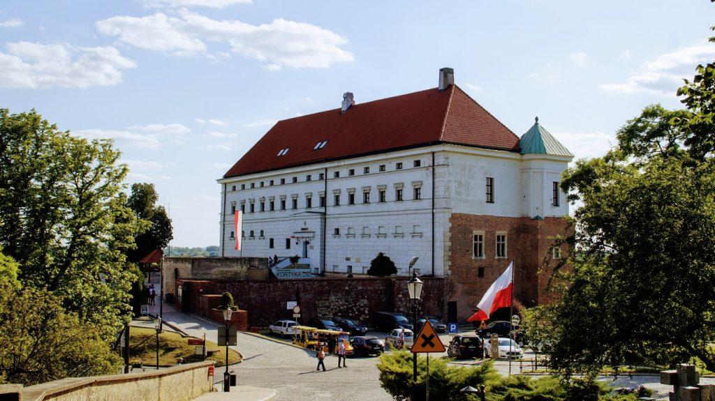 sandomierz zamek